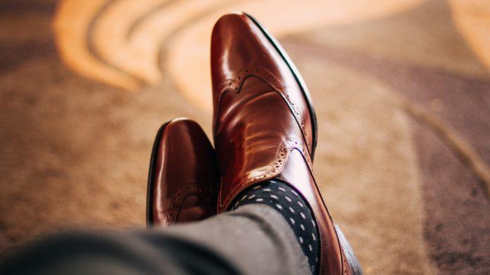 Cirage chaussure