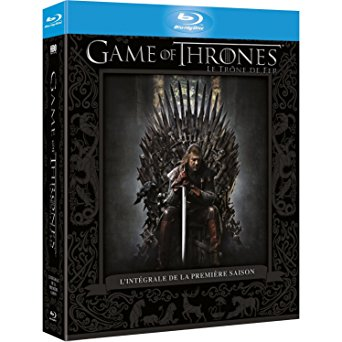 Game of Thrones DVD, Blu ray Le Trône de Fer