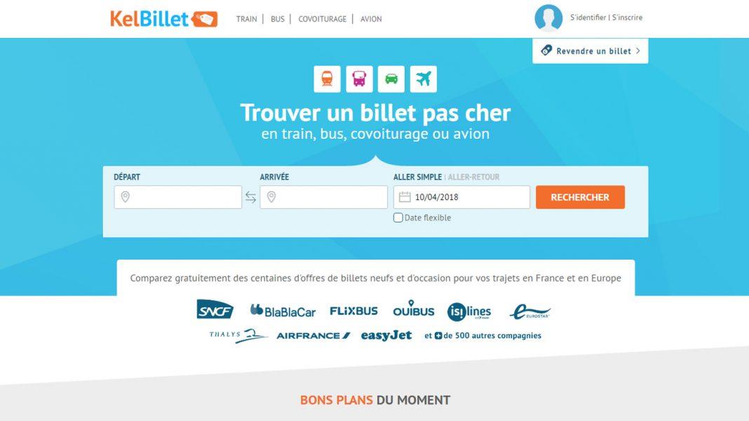 Site kelbillet.com