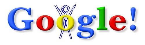 Premier Doodle Google Burning Man