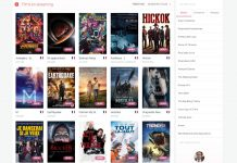 Site de streaming gratuit film et serie TV