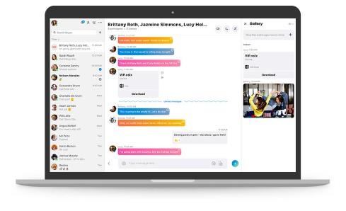 Skype sur PC