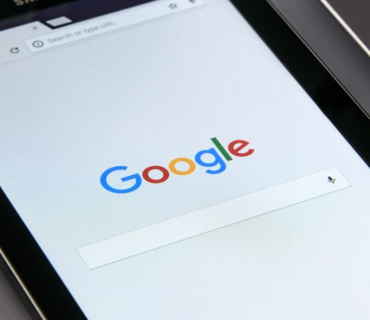Histoire du logo Google