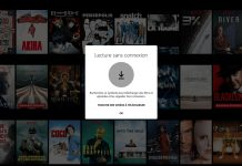 Télécharger un film sur Netflix