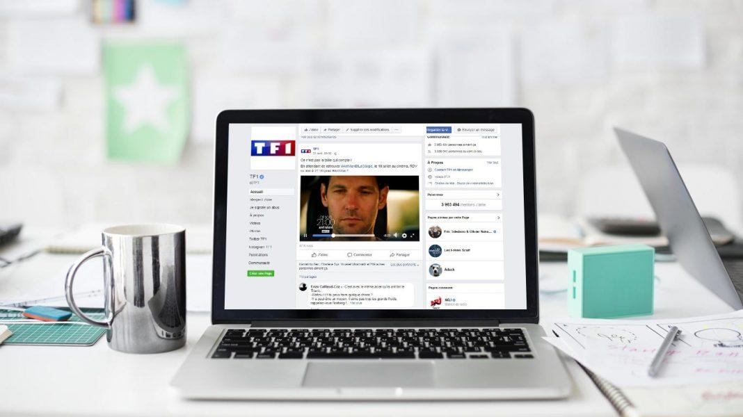 Télécharger une vidéo Facebook