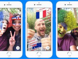 Facebook Coupe du Monde 2018