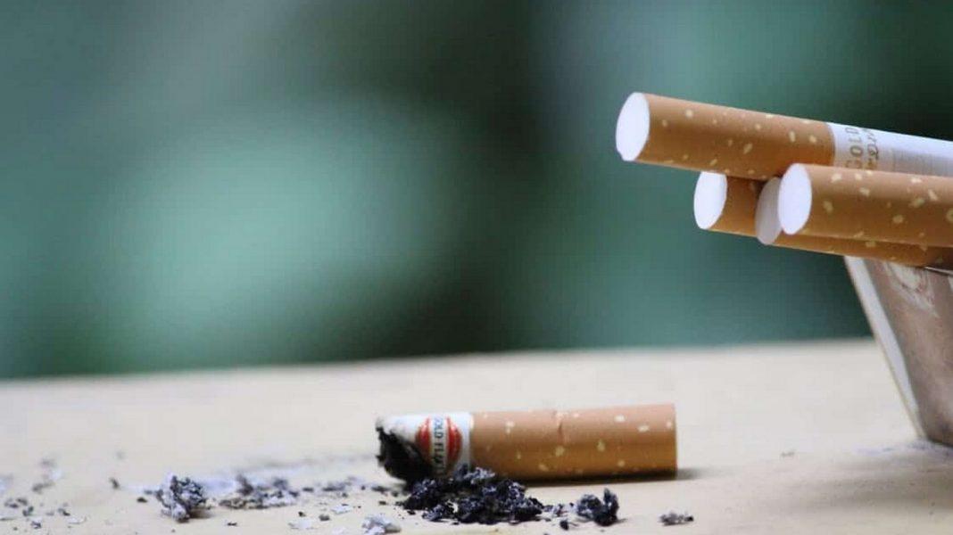 Fumée de cigarette