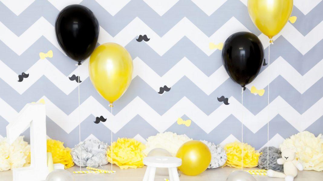 Ballons d'hélium