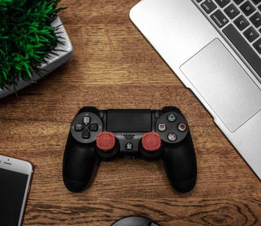 Manette PS4 sur PC