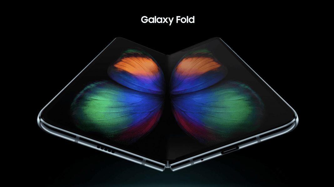 Smartphone pliable Samsung Galaxy Fold
