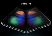 Smartphone pliable Samsung Galaxy Fold