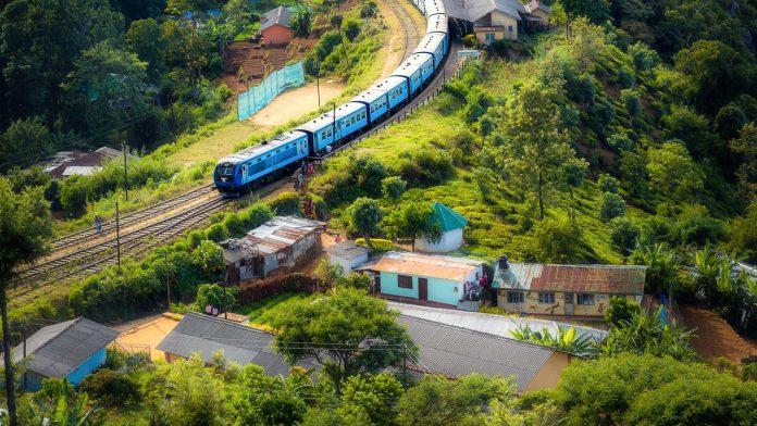 Train voyage