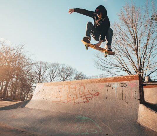 Rampe de skate