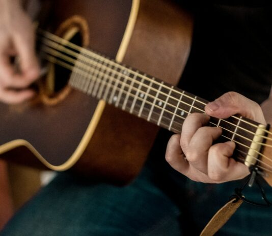Choisir corde de guitare