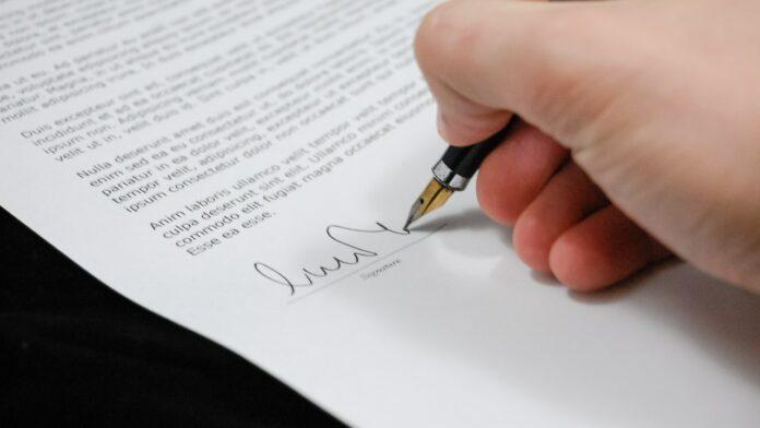 Contrat de prestation de service